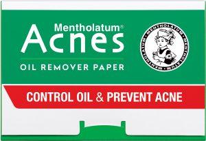 Giấy thấm dầu Acnes
