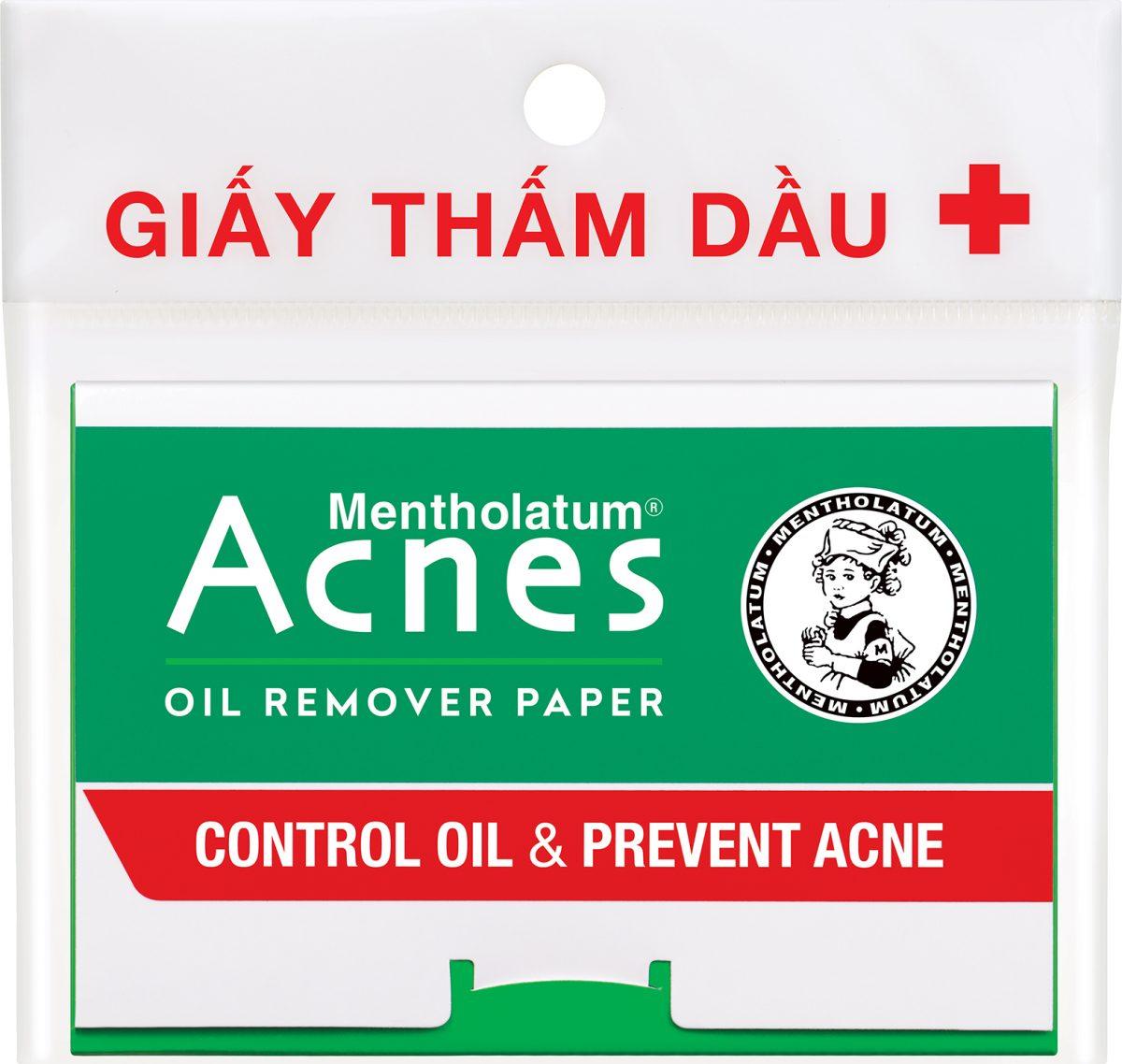 Giấy thấm dầu Acnes -NL