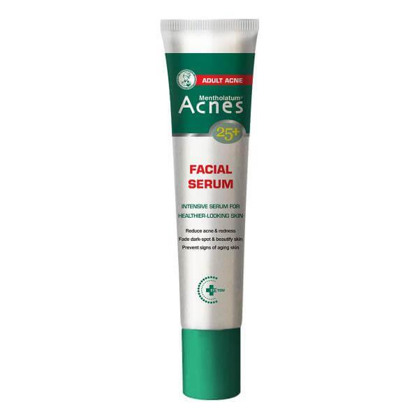 tinh chất chuyên biệt trị mụn Acnes 25+ facical serum chống lão hóa và trị mụn do da tuổi trưởng thành