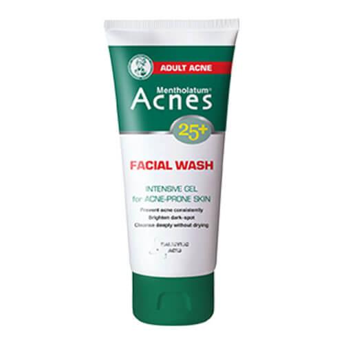 Gel rửa mặt trị mụn Acnes 25+ - Trị mụn tuổi trưởng thành hiệu quả nhất