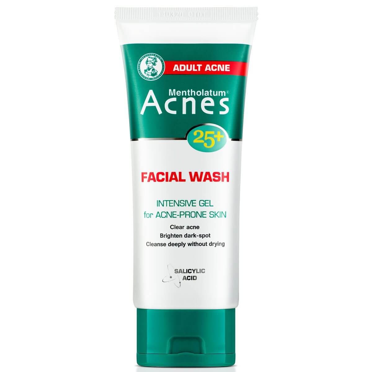 Acnes 25+ Facial Wash - Gel Rửa Mặt Ngăn Ngừa Mụn
