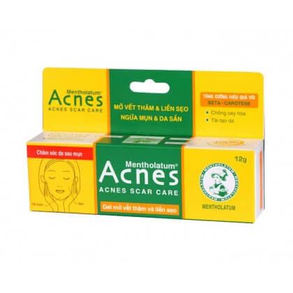 Acnes Scar Care - Gel làm liền sẹo, mờ vết thâm nhanh