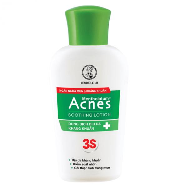 Acnes Soothing Lotion - Dung dịch dịu da kháng khuẩn ngăn ngừa mụn