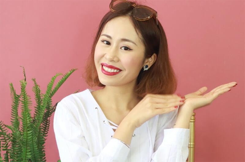 Chăm sóc làn da sau mụn với Beauty blogger Hạnh Mai - Mailovesbeauty