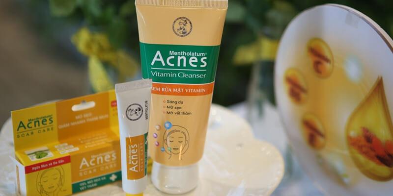 Kem dưỡng da Acnes ngăn ngừa mụn