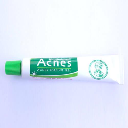 Gel ngăn ngừa mụn Acnes Sealing Jell - Trị mụn tối đa