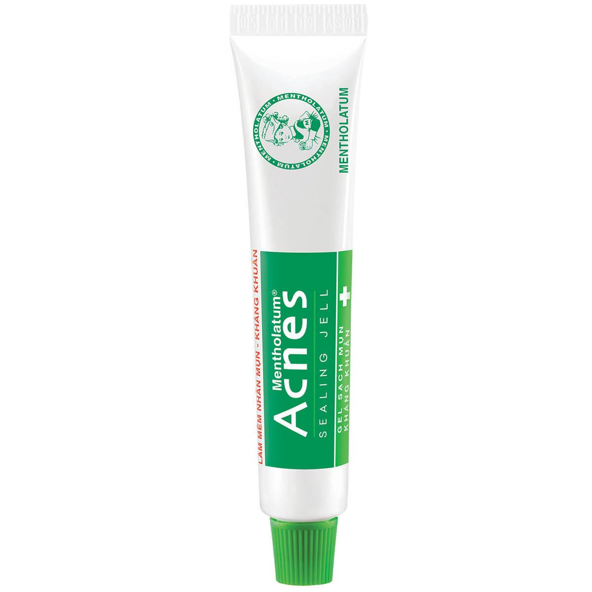 thuốc trị mụn hiệu quả Acnes Sealing Jell