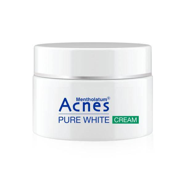 Kem dưỡng trắng da Acnes Pure White Cream