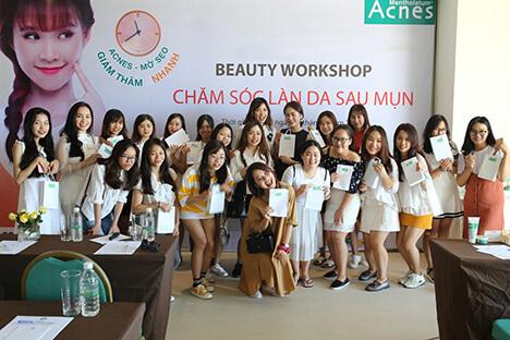 Beauty Bloggers hướng dẫn trị thâm mụn tốt nhất và trị sẹo mụn tận gốc