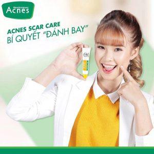 Acnes Scar Care - Gel Mờ Sẹo Và Vết Thâm