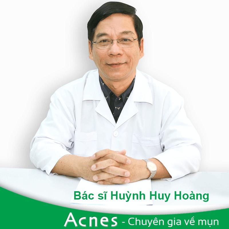Bs.Huỳnh Huy Hoàng giải đáp các câu hỏi thường gặp về điều trị sẹo, thâm