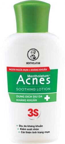 Review về bộ 3 sản phẩm trị mụn Acnes