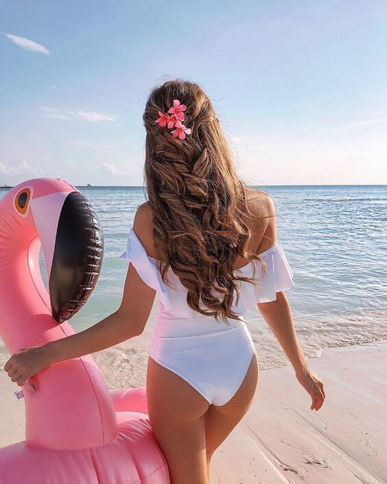 dưỡng da vòng 3 trắng mịn thu hút ánh nhìn, tự tin diện bikini