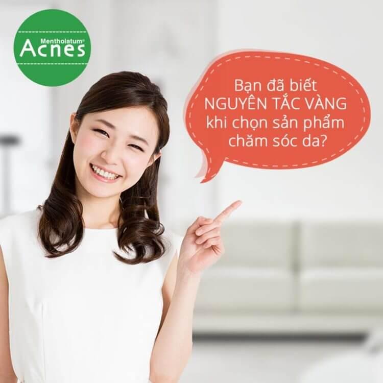 thuốc trị mụn hiệu quả acnes