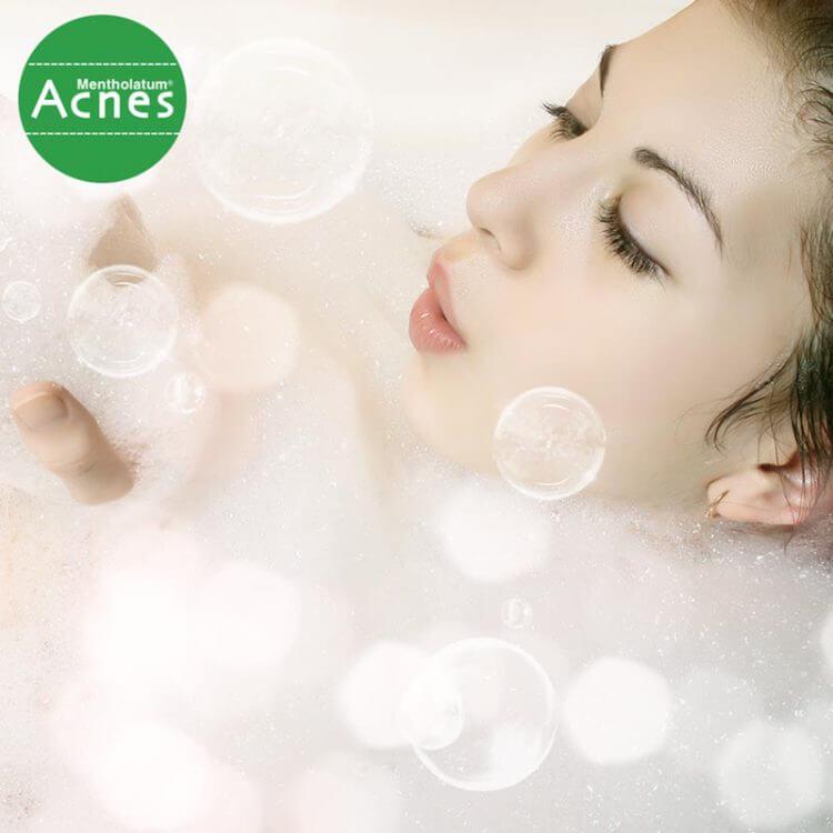 Sữa tắm trị mụn lưng Acnes có thực sự hiệu quả?