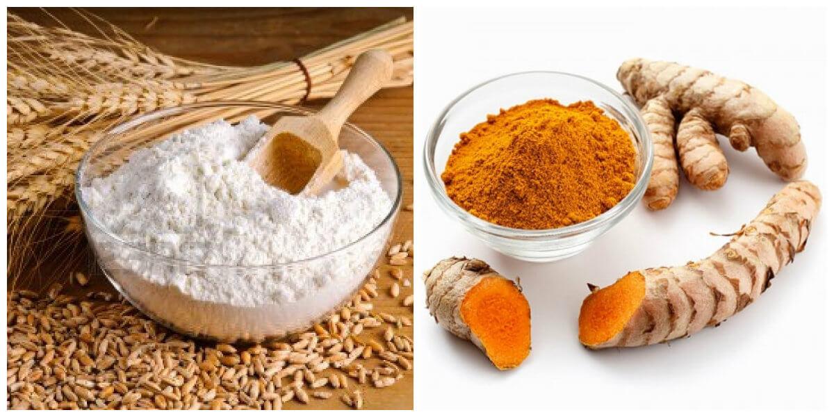 Cách trị thâm mụn từ sự kết hợp giữa bột nghệ và bột mì. Một cách trị thâm lạ mà có lẽ nhiều người vẫn chưa biết . Cùng Acnes tìm hiểu rõ hơn về cách làm và công dụng nhá!