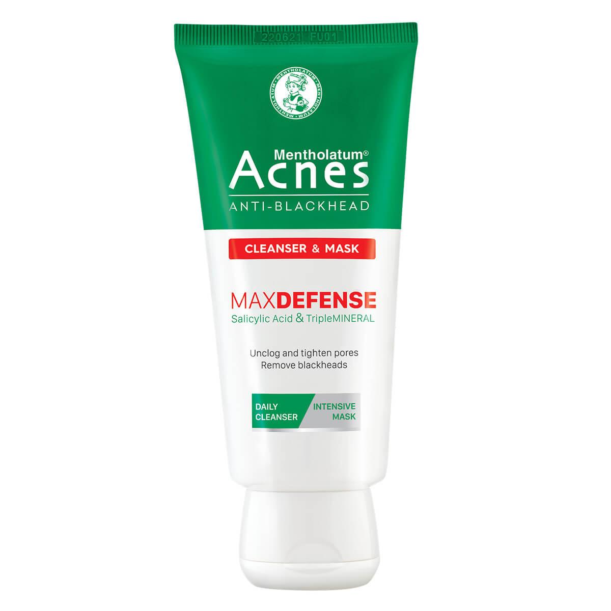 Kem rửa mặt / Mặt nạ ngăn ngừa mụn đầu đen