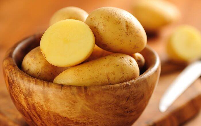 Khoai tây trị thâm mụn hiệu quả tại nhànhanh và hiệu quả