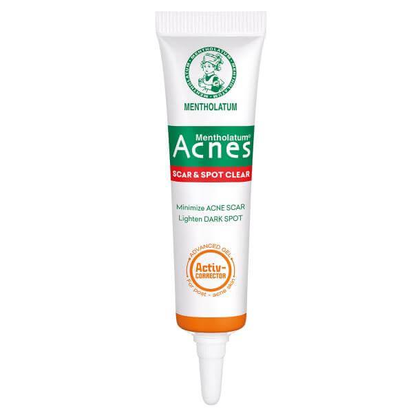 Acnes scar spot clear tinh chat chuyen biet giup lam sang da mo seo