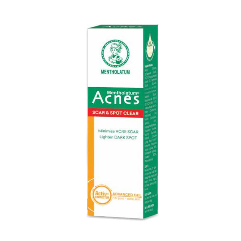 kem trị mụn và vết thâm hiệu quả nhất Acnes Scar & Spot Clear