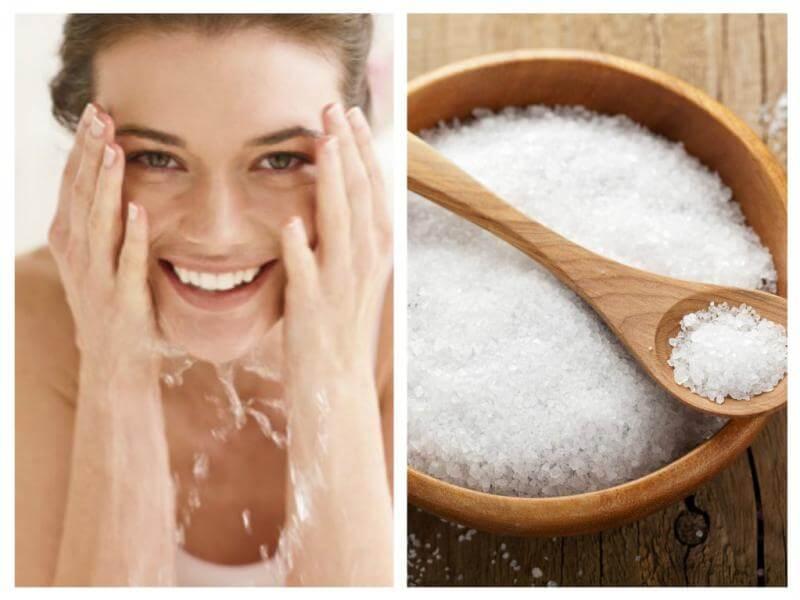 Sử dụng muối để sát khuẩn được nhiều người áp dụng. Cách rửa mặt bằng nước muối không chỉ giúp sạch da mà còn trị mụn cực tốt. Các loại mụn cám, mụn đầu đen, mụn đầu trắng… sẽ được đánh bay nhanh chóng. Tuy nhiên, nhiều người vẫn lăn tăn khi sử dụng muối để rửa mặt. Cùng Acnes tham khảo bài viết này để tìm hiểu việc dùng nước muối để rửa mặt có thật sự tốt không?