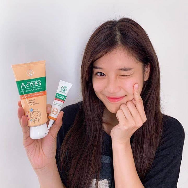 tri tham acnes review hoang yen