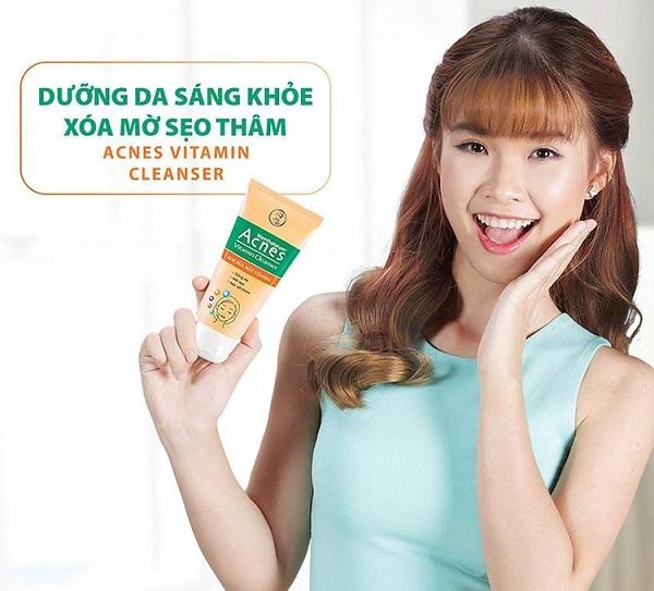 Acnes Vitamin Cleanser