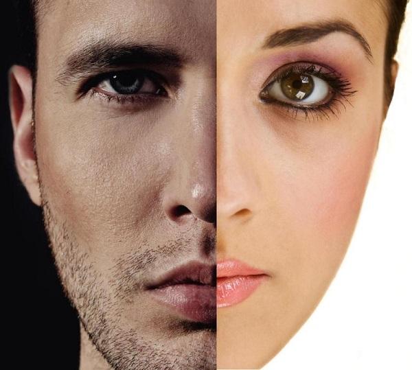 Tìm hiểu sự khác nhau giữa làn da nam giới và nữ giới